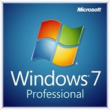 MICROSOFT Windows 7 Professional SP1, 64bit [FQC-08289]
